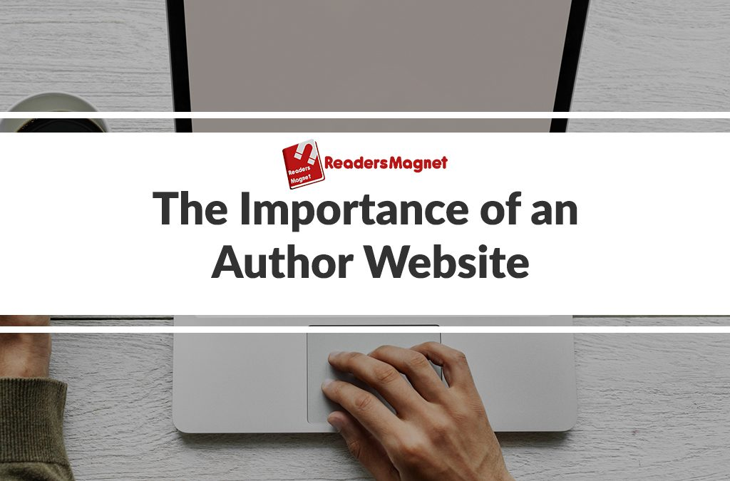 The Importance of an Author Website