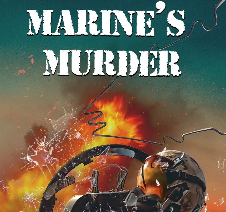 READERSMAGNET REVIEWS | A GOOD MARINE'S MURDER