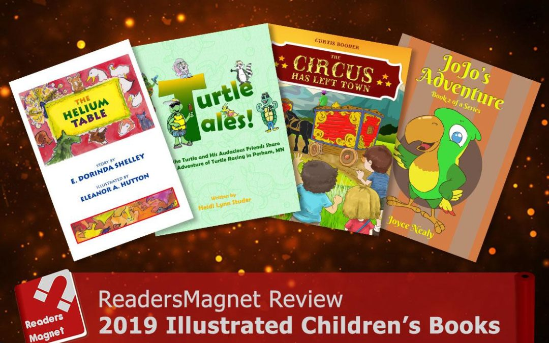 2019 children's books