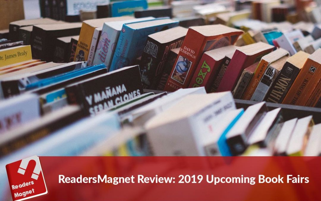 ReadersMagnet Review: 2019 Upcoming Book Fairs
