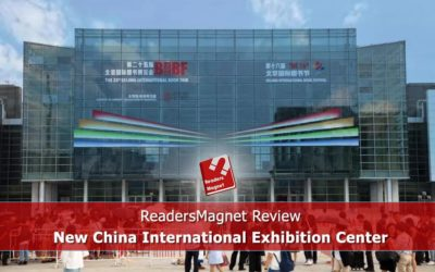 ReadersMagnet Review: New China International Exhibition Center