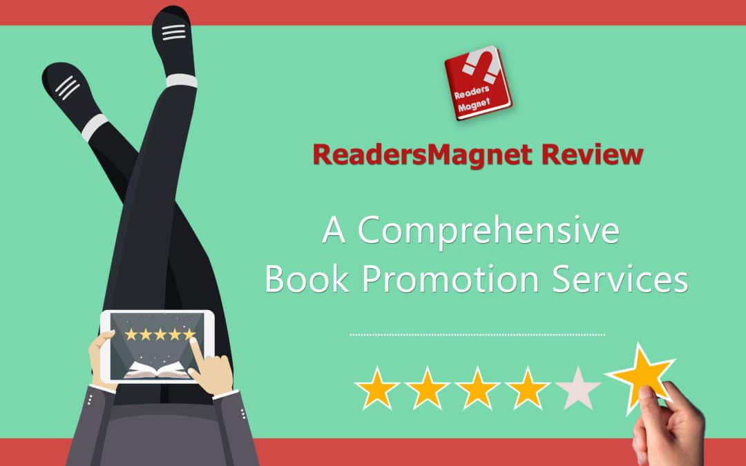 ReadersMagnet Review: A Comprehensive Book Promotion Services