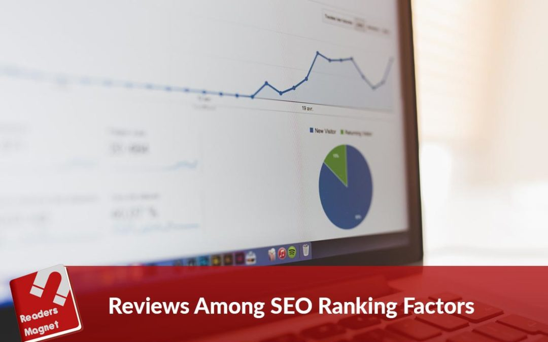 Reviews Among SEO Ranking Factors