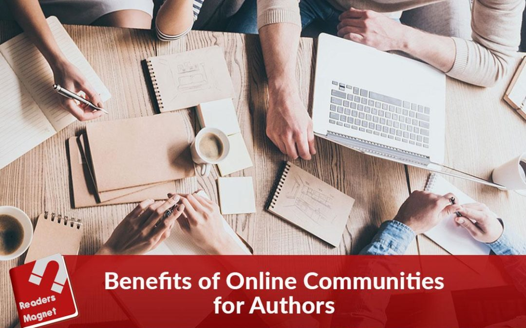 Benefits of Online Communities for Authors