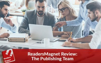 ReadersMagnet Review: The Publishing Team