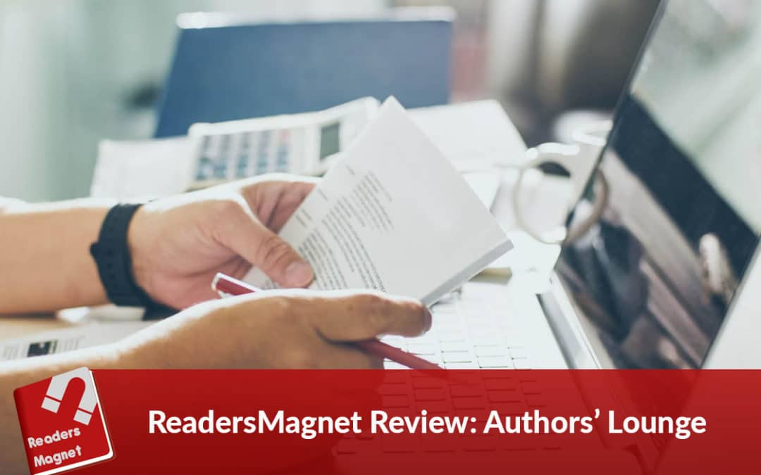 ReadersMagnet Review: Authors' Lounge