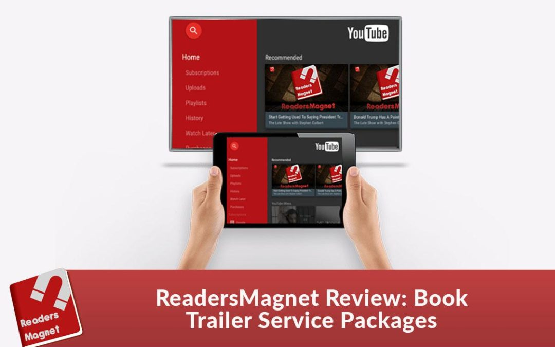 ReadersMagnet Review: Book Trailer Service Packages