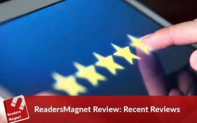 ReadersMagnet Review: Recent Reviews
