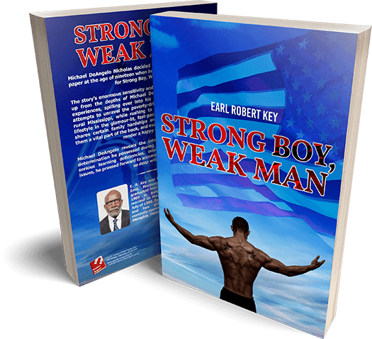READERSMAGNET REVIEWS | Strong Boy, Weak Man by Earl Robert Key