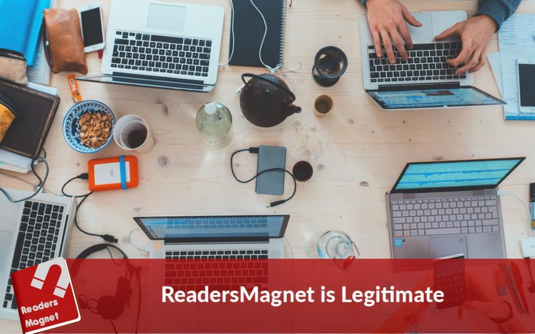 ReadersMagnet is Legitimate