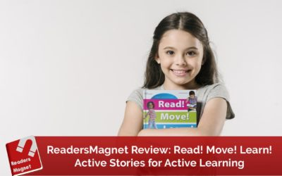 ReadersMagnet Review: Read! Move! Learn! Active Stories for Active Learning