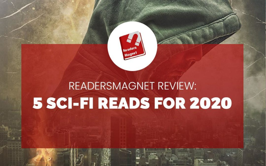 ReadersMagnet Review: 5 Sci-Fi Reads for 2020