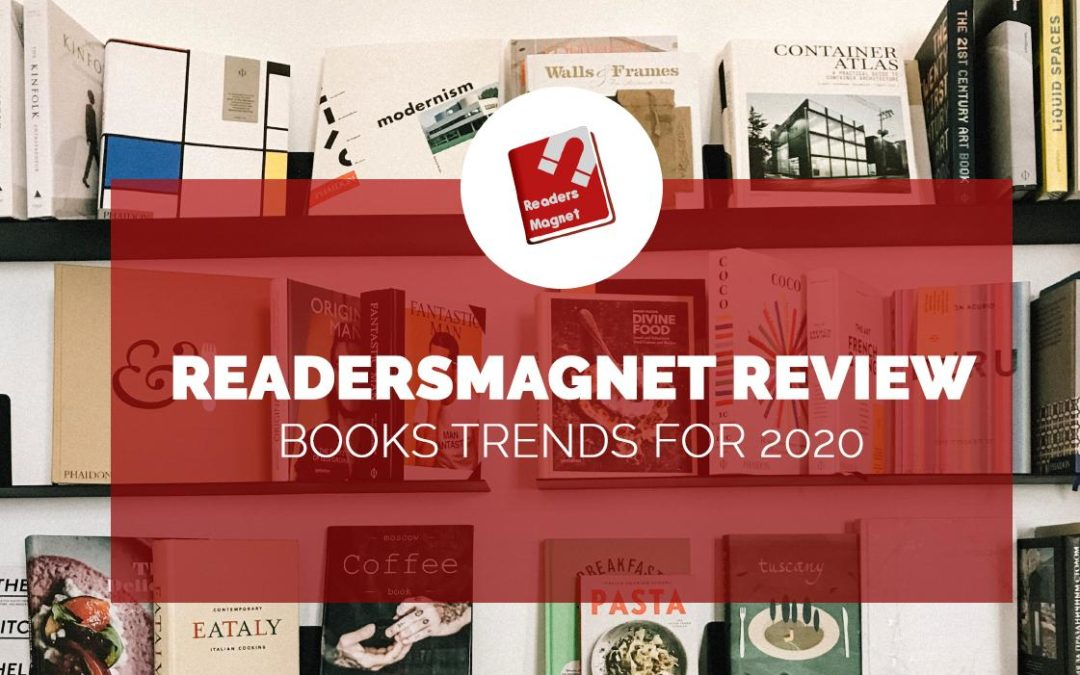 Book Trends for 2020 cover