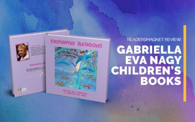 ReadersMagnet Review: Gabriella Eva Nagy Children's Books