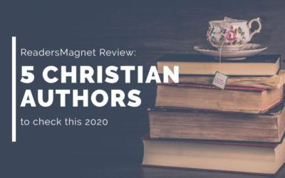 ReadersMagnet Review: 5 Christian Authors to Check this 2020