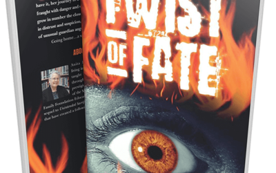 ReadersMagnet Review: Twist of Fate by Anita Fisk