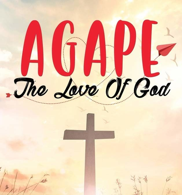 agape:The Love of God front cover