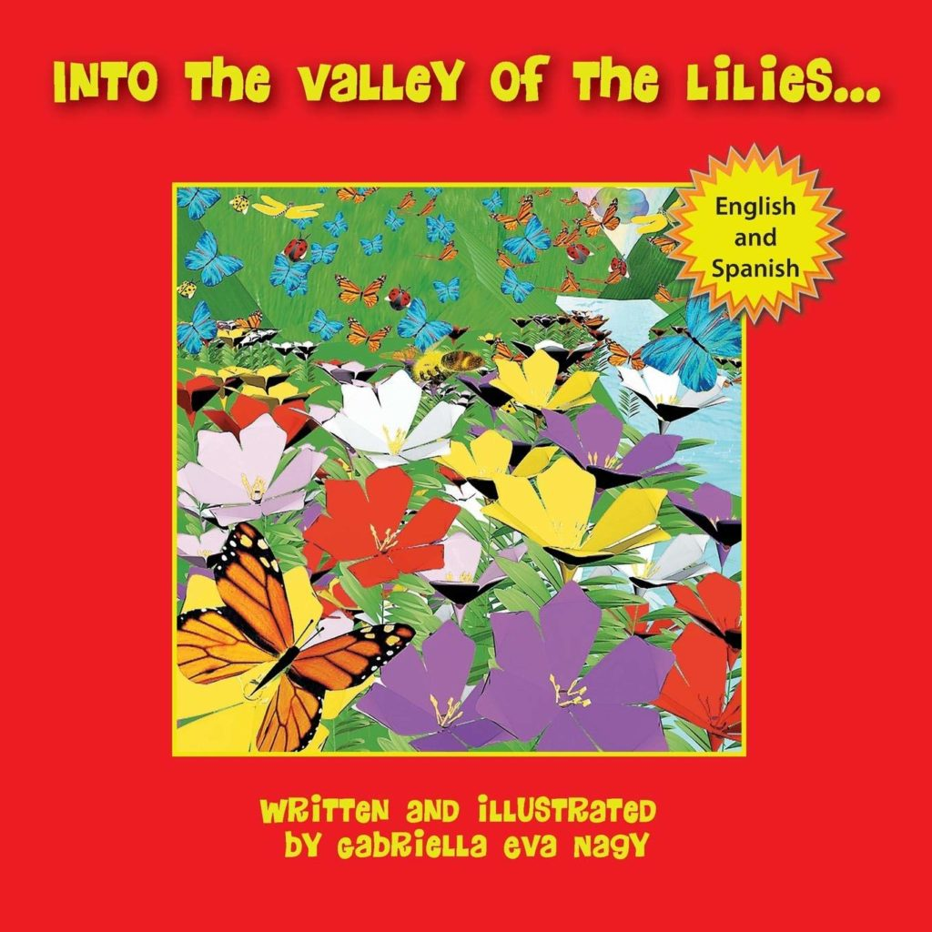 Into the Valley of the Lilies front