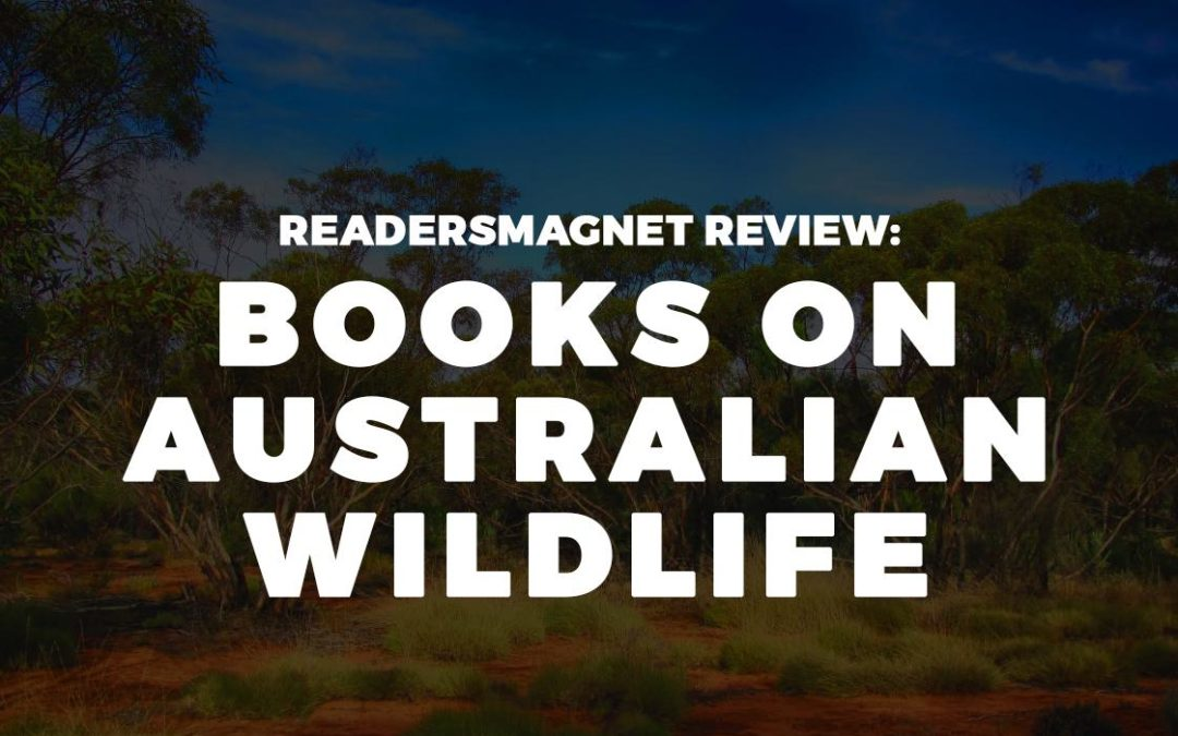 Books on Australian Wildlife banner