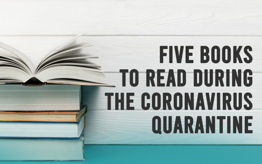 5 books to read during coronavirus