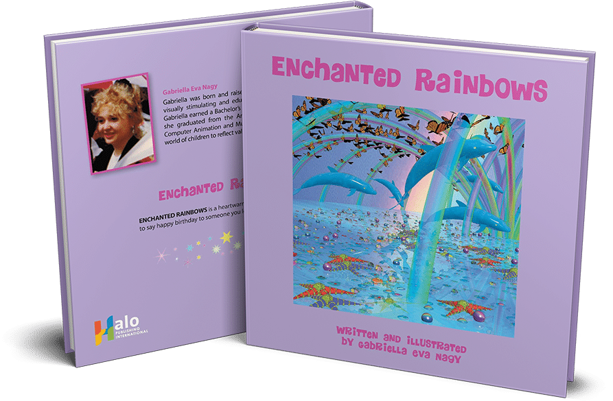 Enchanted Rainbows book