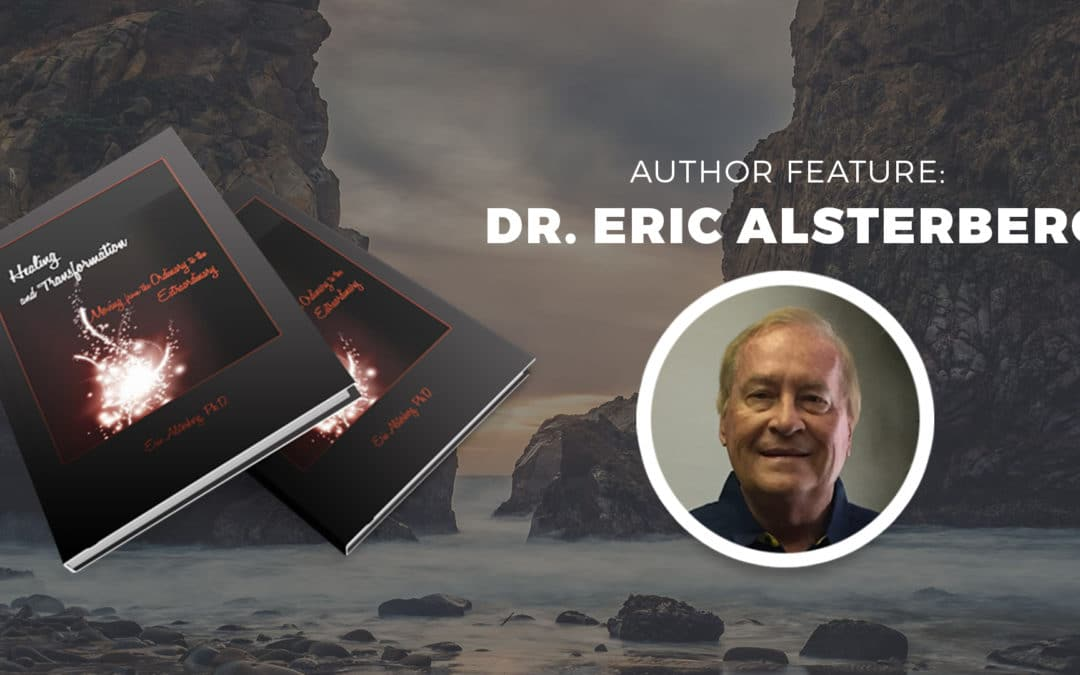 author Feature: Dr. Eric Alsterberg banner