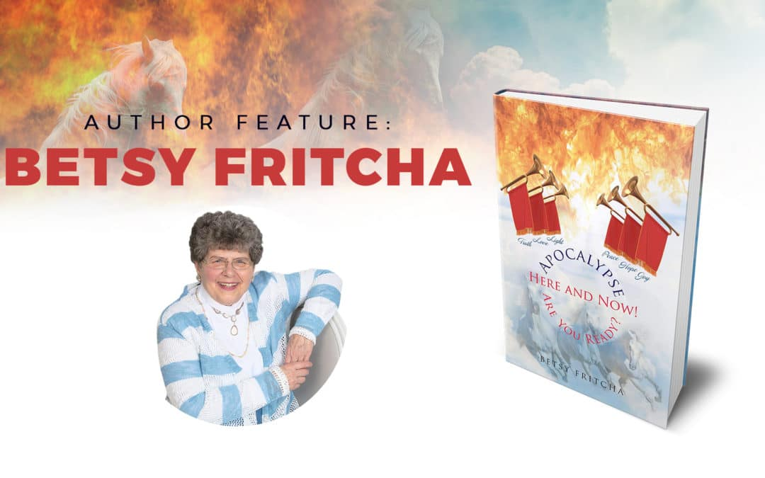 Author Feature: Betsy Fritcha