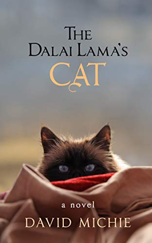 The Dalai Lama's Cat by David Michie (2012) cover