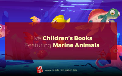 5 Children's Books Featuring Marine Animals