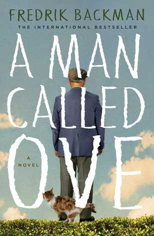 A Man Called Ove by Fredrick Backman cover
