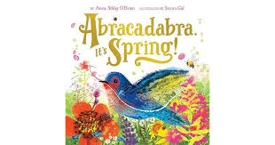 Abracadabra, It's Spring! cover by Anne Sibley O'Brien and Susan Gal