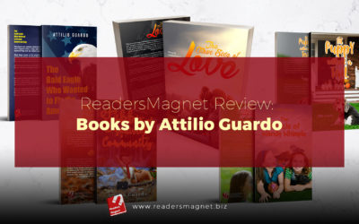 ReadersMagnet Review: Books by Attilio Guardo