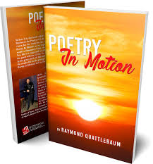 Poetry in MOtion by Raymond Quattlebaum cover