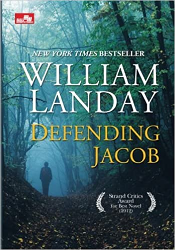 Defending Jacob by William Landay cover
