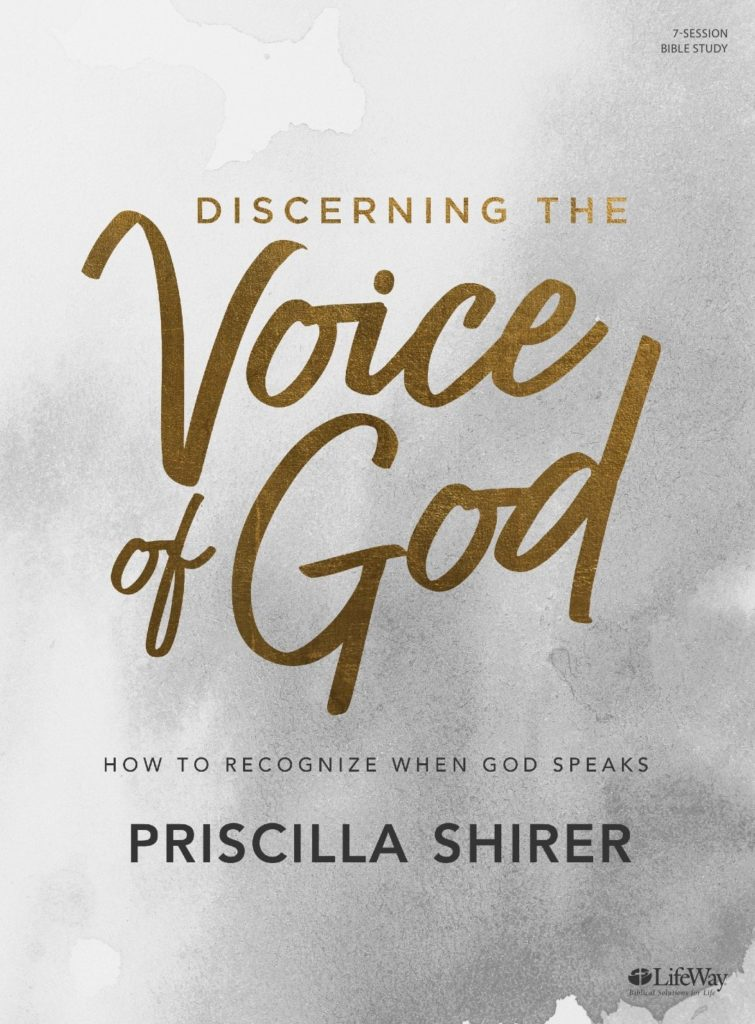 Discerning the Voice of God cover