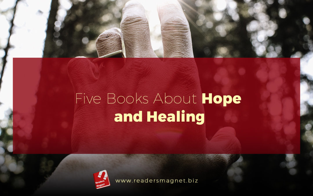 Five Books About Hope and Healing banner