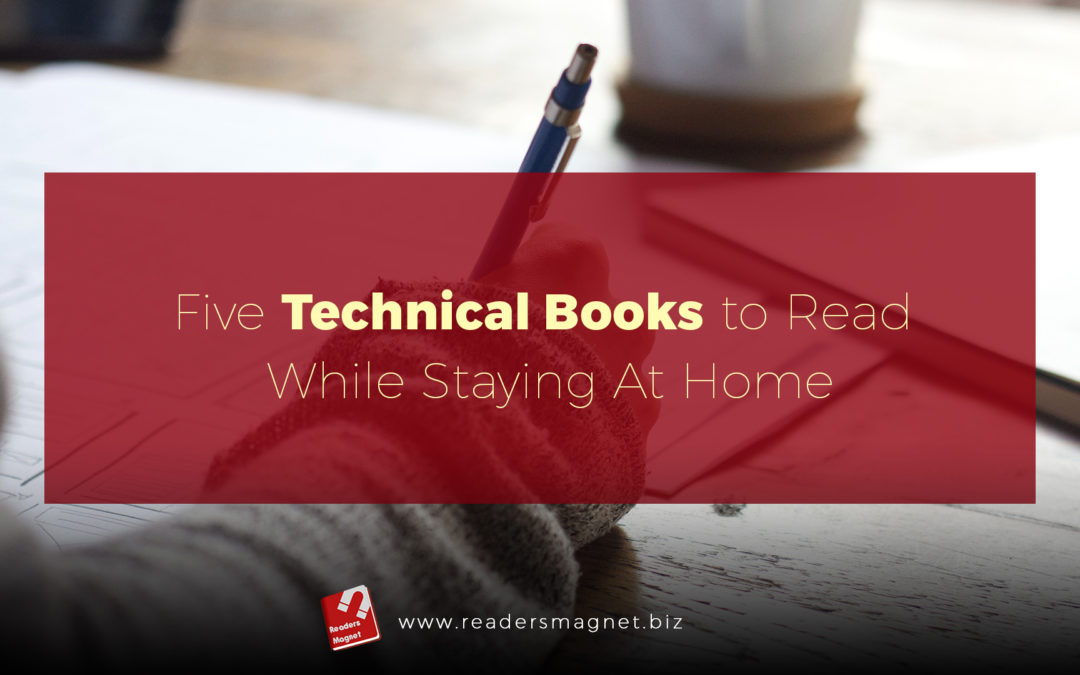 Five Technical Books to Read While Staying At Home