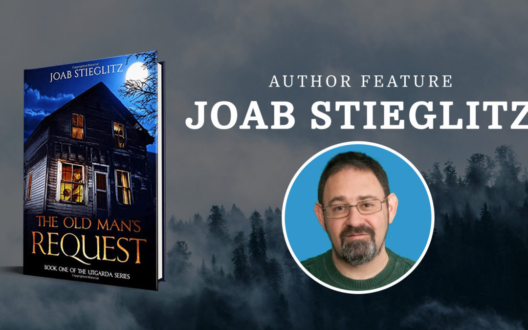 Author Feature: Joab Stieglitz