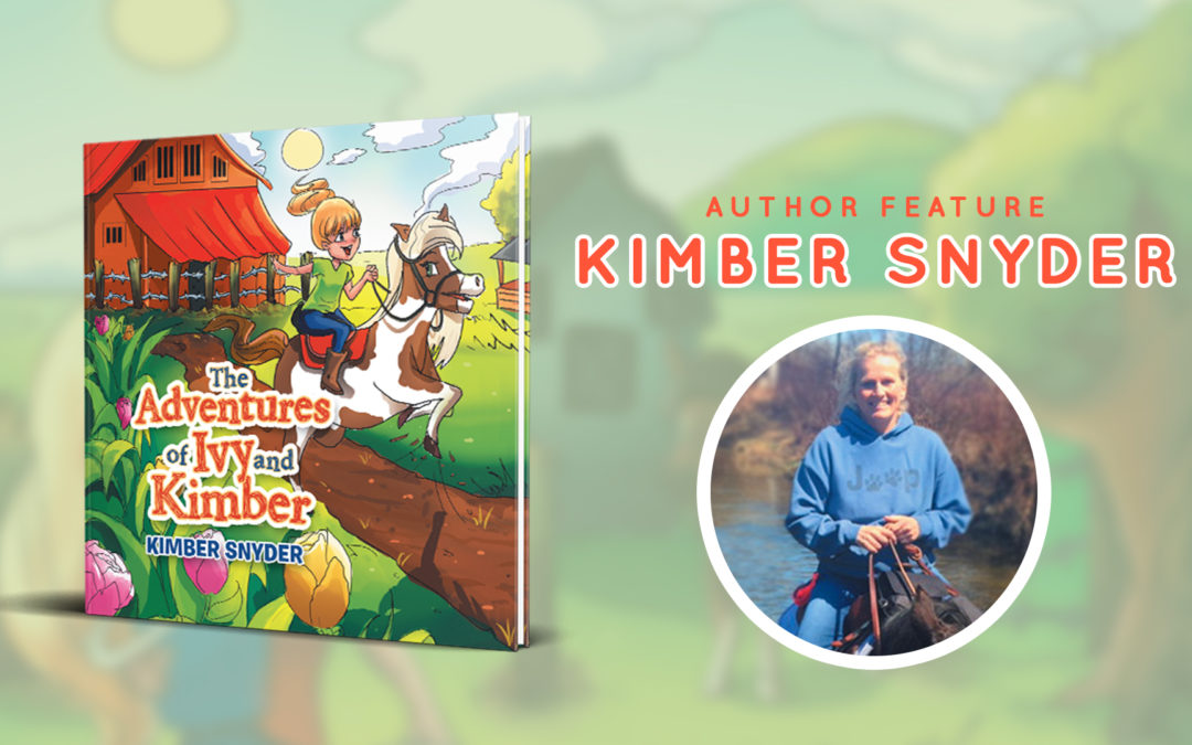 Author Feature: Kimber Snyder cover
