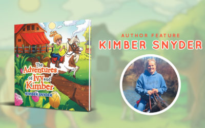 Author Feature: Kimber Snyder
