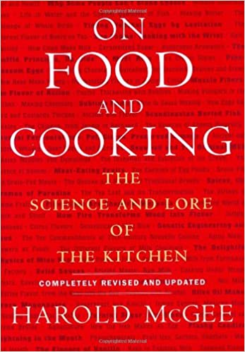 On Food and Cooking by Harold McGee cover