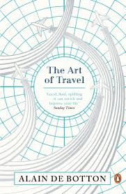 The Art of Travel by Alain de Botton cover