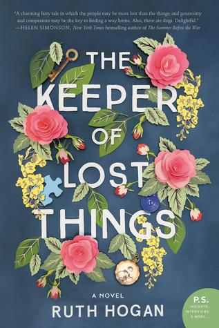 The Keeper of Lost Things by Ruth Hogan cover