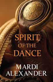 The Spirit of the Dance by Mardi Alexander cover
