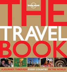 The Travel Book Mini by Lonely Planet cover