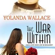The War Within by Yolanda Wallace peekyou cover