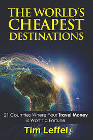 World's Cheapest Destinations by Tim Leffel cover