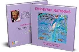 enchanted rainbows by gabriella eva nagy cover