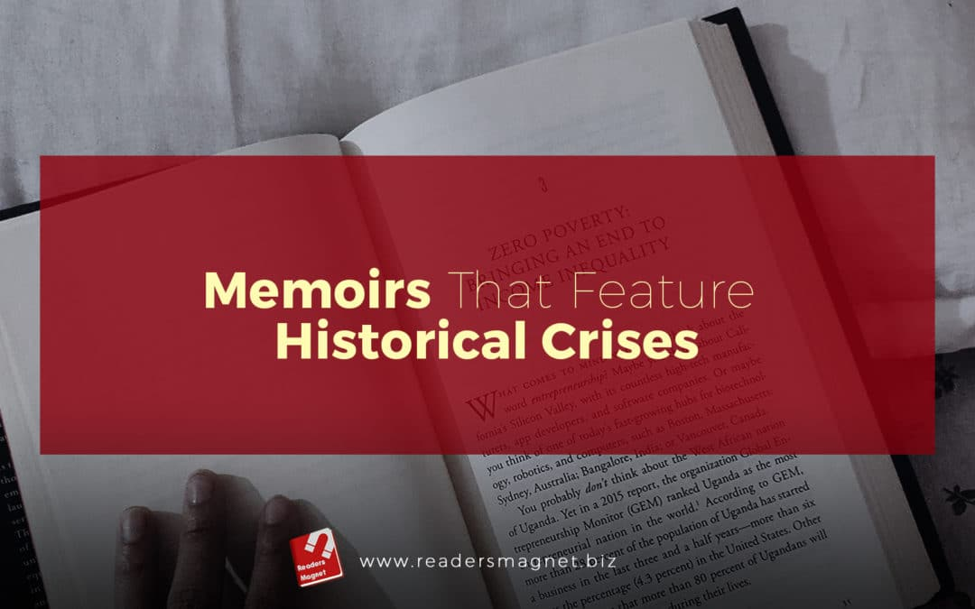 Memoirs That Feature Historical Crises banner