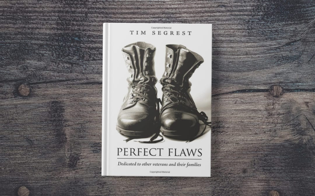 Perfect Flaws by Tim Segrest banner